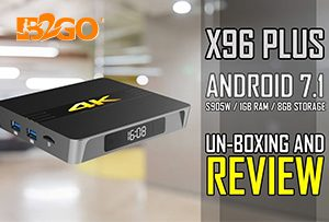 X96 Plus S905W Android TV BOX Firmware