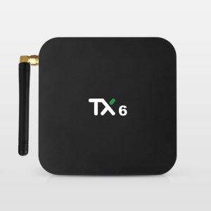 TX6 Android TV Box Allwinner H6 4GB RAM 32GB ROM-TV Box Factory