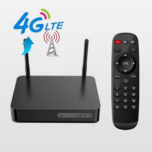 G16 Android Tv Box with Sim Card S905X TV Box