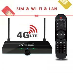 4G Lte TV Box