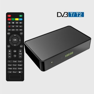 Android 10.0 TV Box Decoder Dvb t2 with Netflix 1080p Youtube 4K Hybird Dvb-T2 Set Top Box